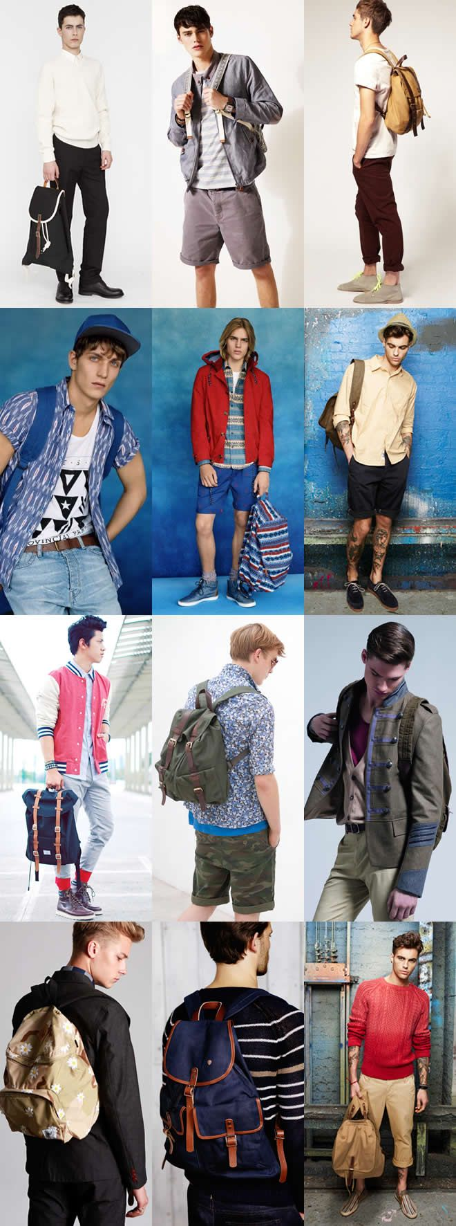 Men's SS13 Trend Look: Skater Boy photo