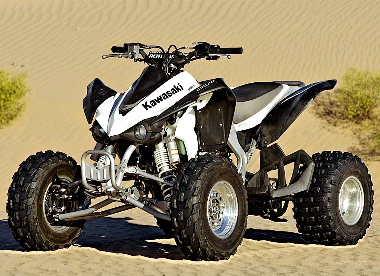 2008 Kawasaki KFX450R | Kawasaki ATV | Pinterest | Atv