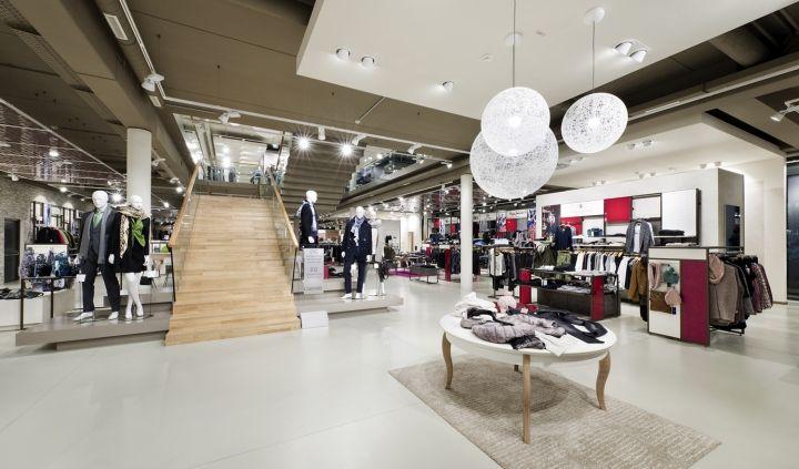 Carnaby Fashion House By Shop Consult / Umdasch Shopfitting, Wiener  Neustadt U2013 Austria