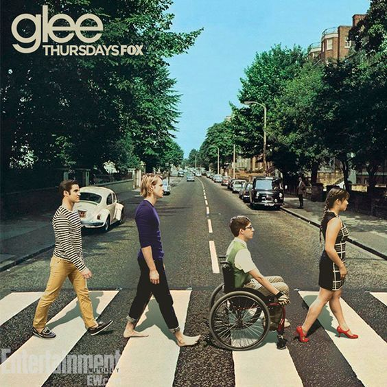 Abbey Road - The Beatles - Glee