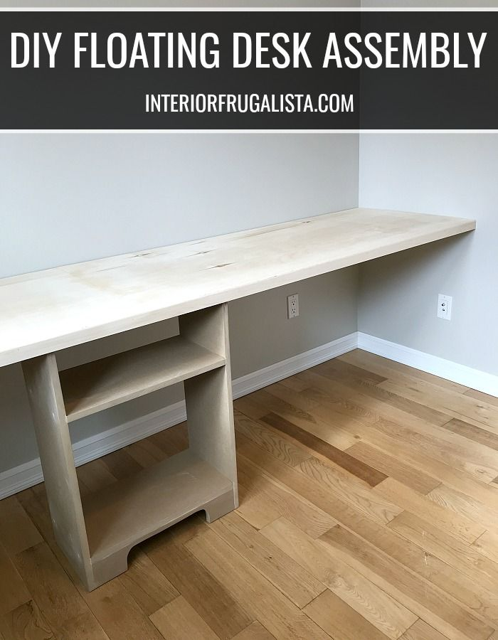 Small space saving desk