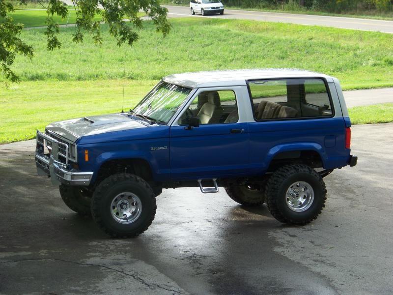 The Junkyard Spare Parts Bronco Ii Bronco Ii Corral Bronco Ii Bronco Ford Bronco Ii