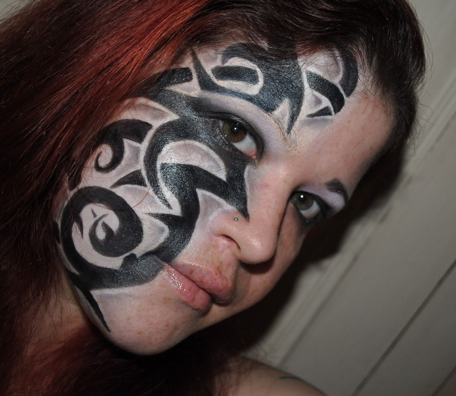Cool Face Tattoos: Cool Tribal Tattoos For Women