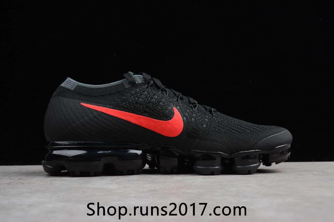 Nike Vapormax Aire Flyknit - Ala Roja Para Hombre