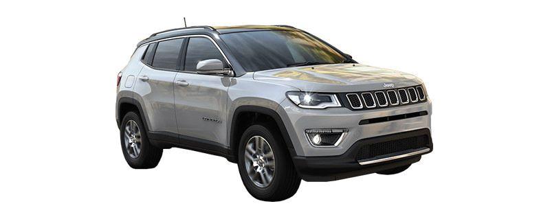 Jeep Compass Celebrates 25 000 Units Production Milestone In India