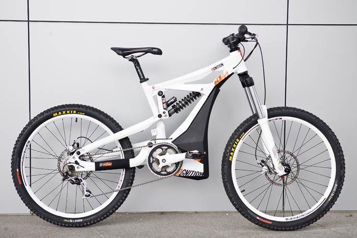 Ktm Egnition Electric Mountain Bike 10 000 Estimated Hi You