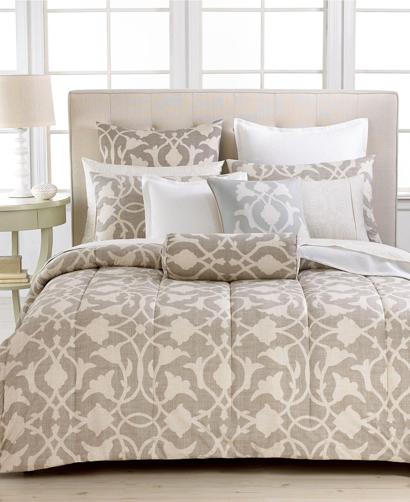 Barbara Barry Poetical Comforter Sets Bedding Collections Bed