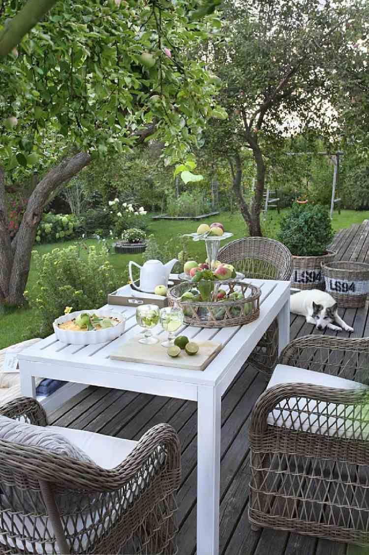tuto terrasse bois great lame bois pour terrasse de caracas sol composite newsindo co avec lame. Black Bedroom Furniture Sets. Home Design Ideas