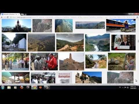 batopilas - chihuahua - YouTube