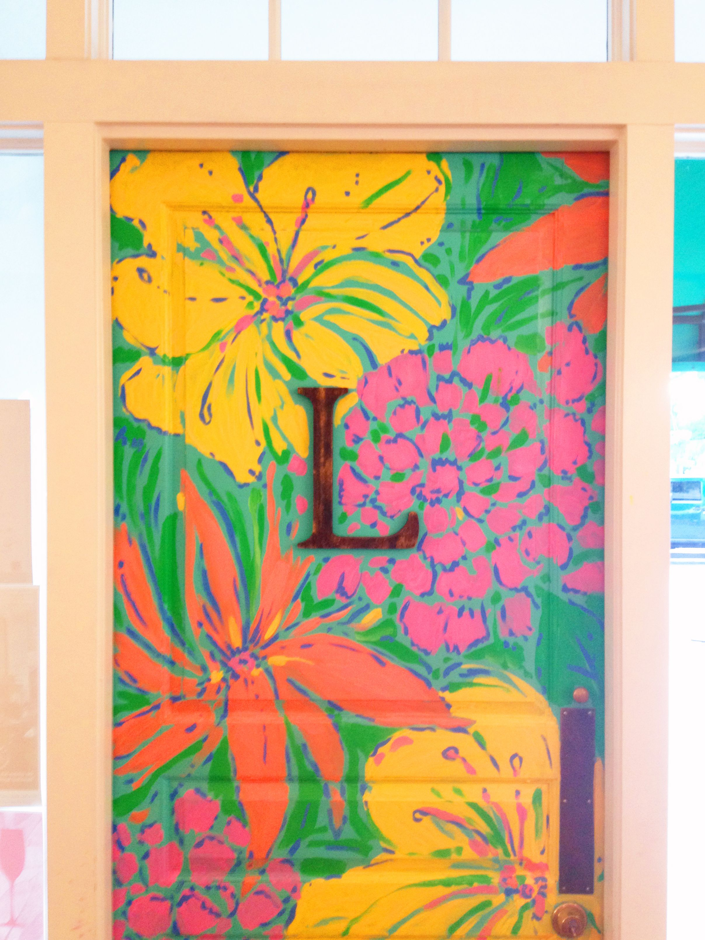 Lilly Pulitzer Winter Park Store S Entrance Lilly Retail