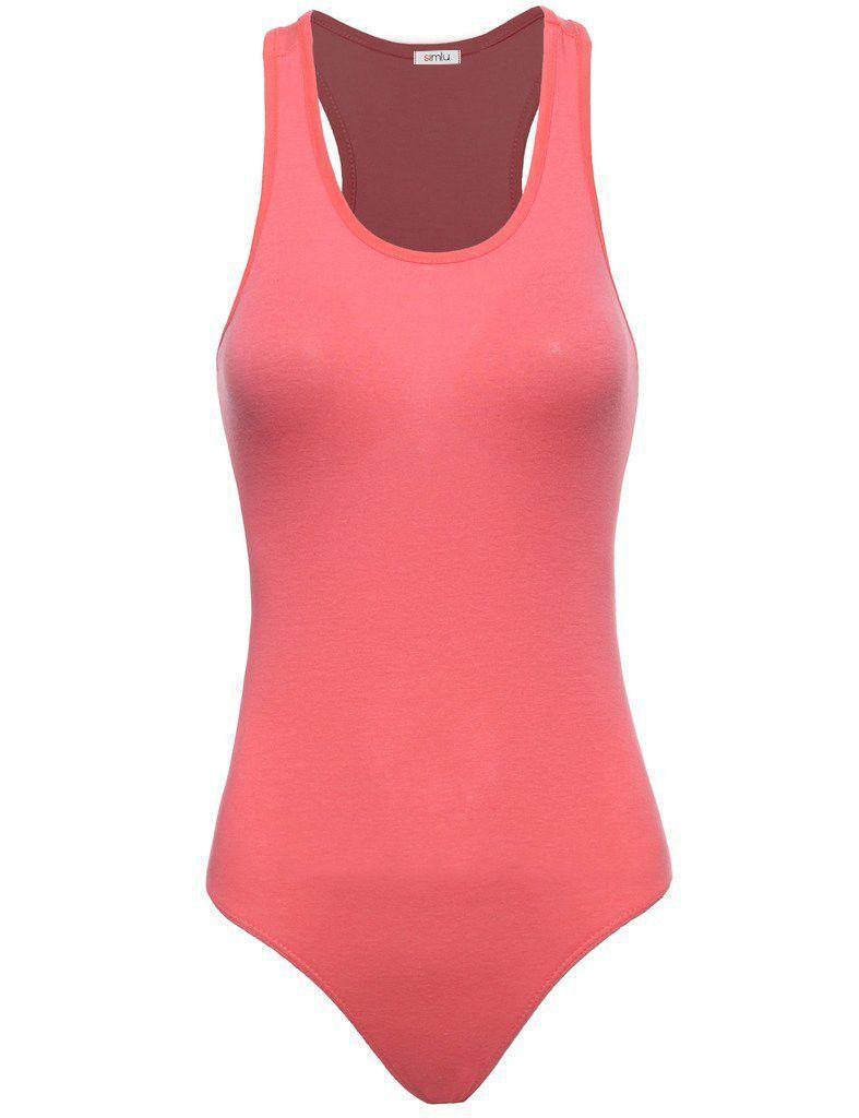 Scoopneck Basic Bodysuit