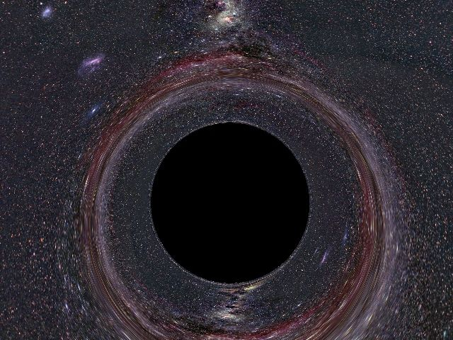 Actual Pictures Of Black Holes