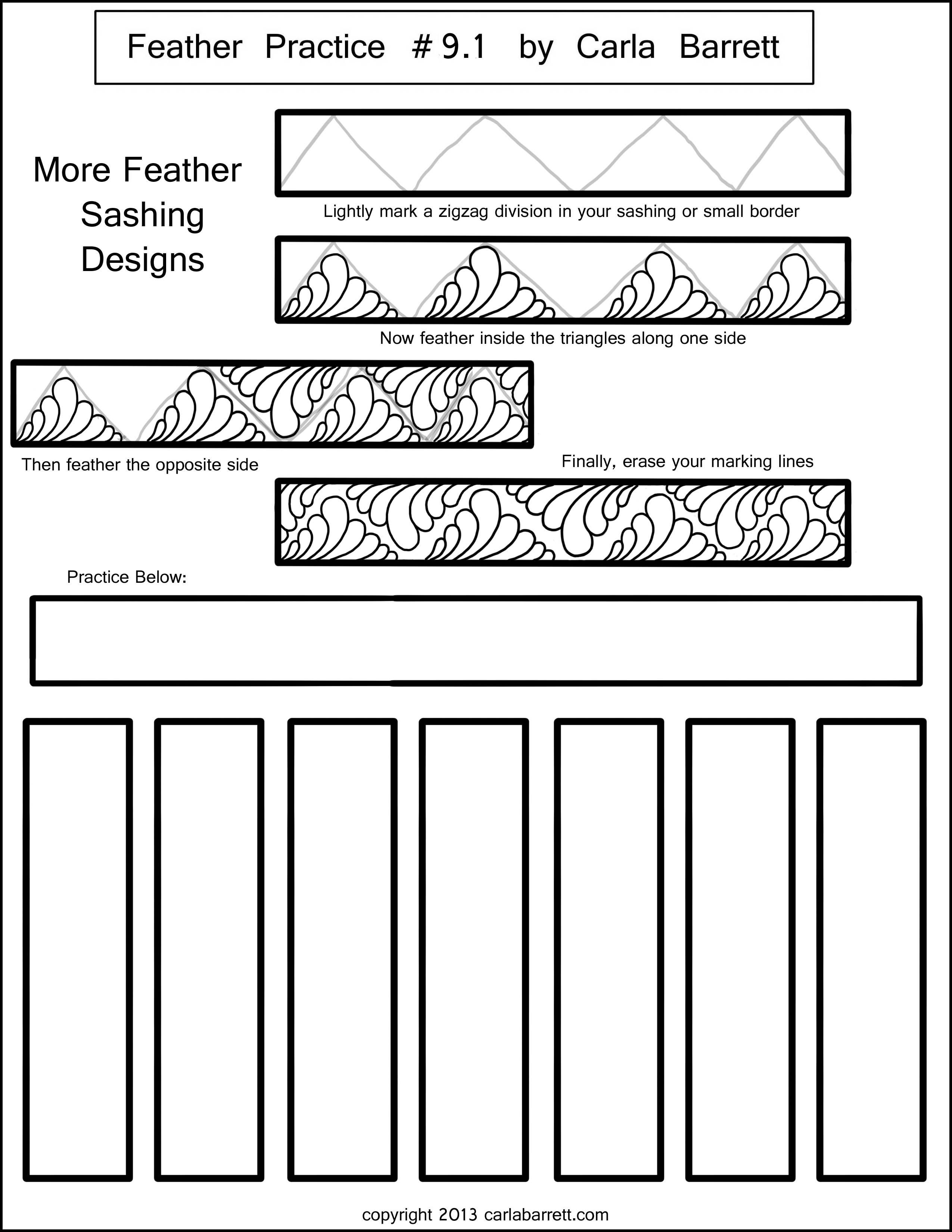 Feather Worksheet 1