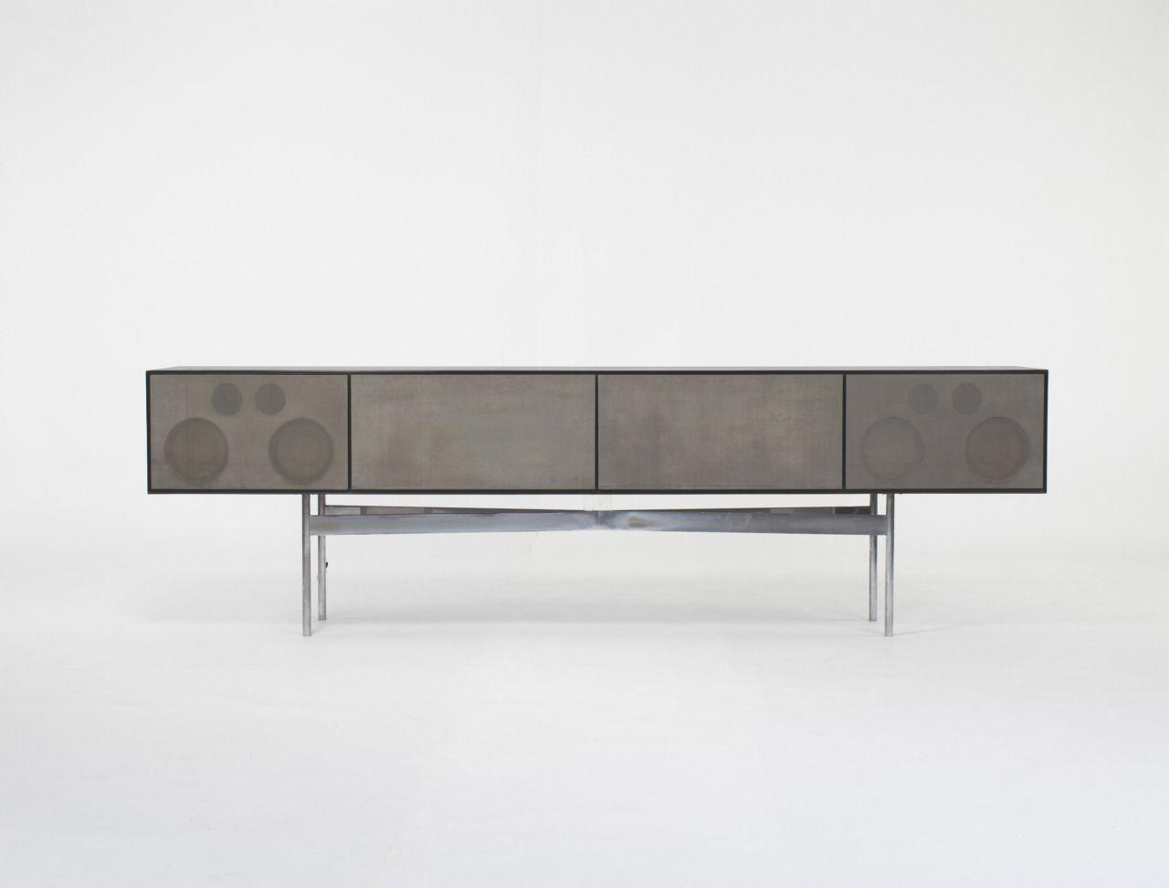 "jonasgrossmann: ""craig ellwood… custom stereo cabinet for rosen house (1961) @ thomortiz see all posts for craig ellwood """