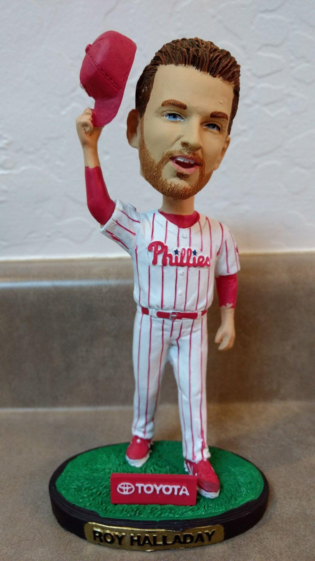 Philadelphia Phillies Roy Halladay bobblehead Bobble