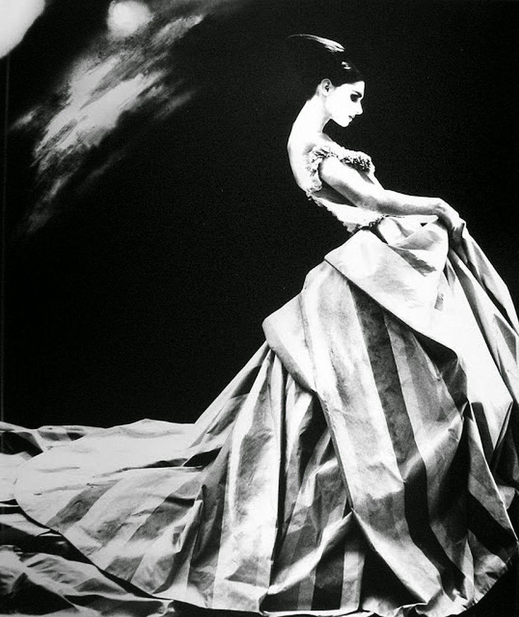Hunger for style: No solo de bolsos vive Loewe   Lillian Bassman. Pinceladas   #exposición #moda #fotografía   Fundación #Loewe   #madrid