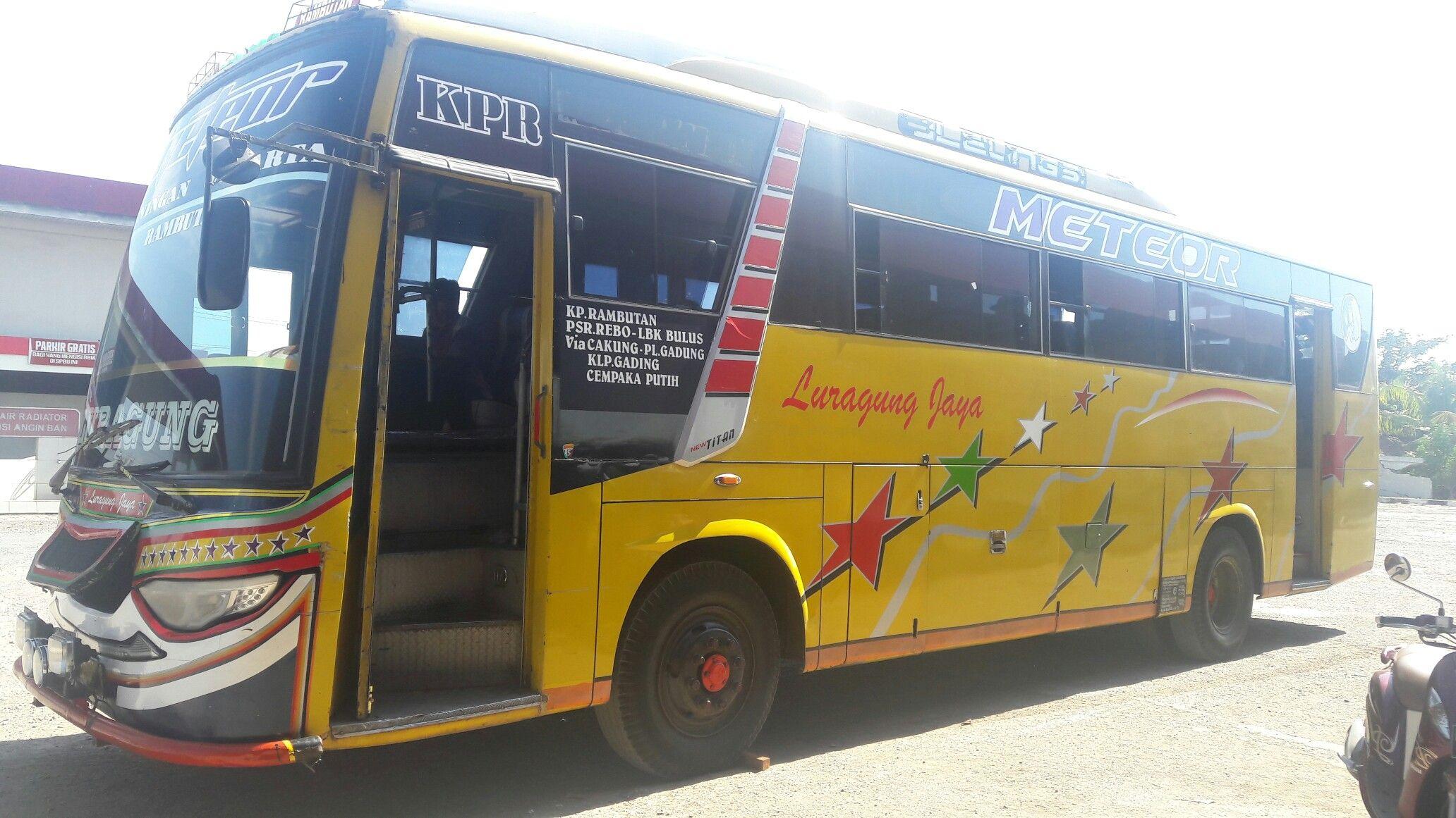 Luragung Jaya Bus Indonesia
