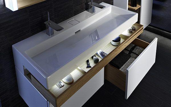 Meuble salle de bains Jacob Delafon Terrace Baths Pinterest