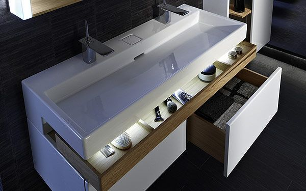Meuble salle de bains Jacob Delafon Terrace Home Decor Pinterest