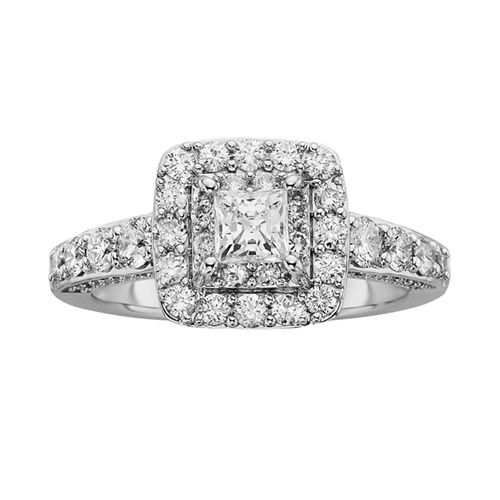 Unique Similar to the ring I want Diamond Engagement RingsFred MeyerWedding