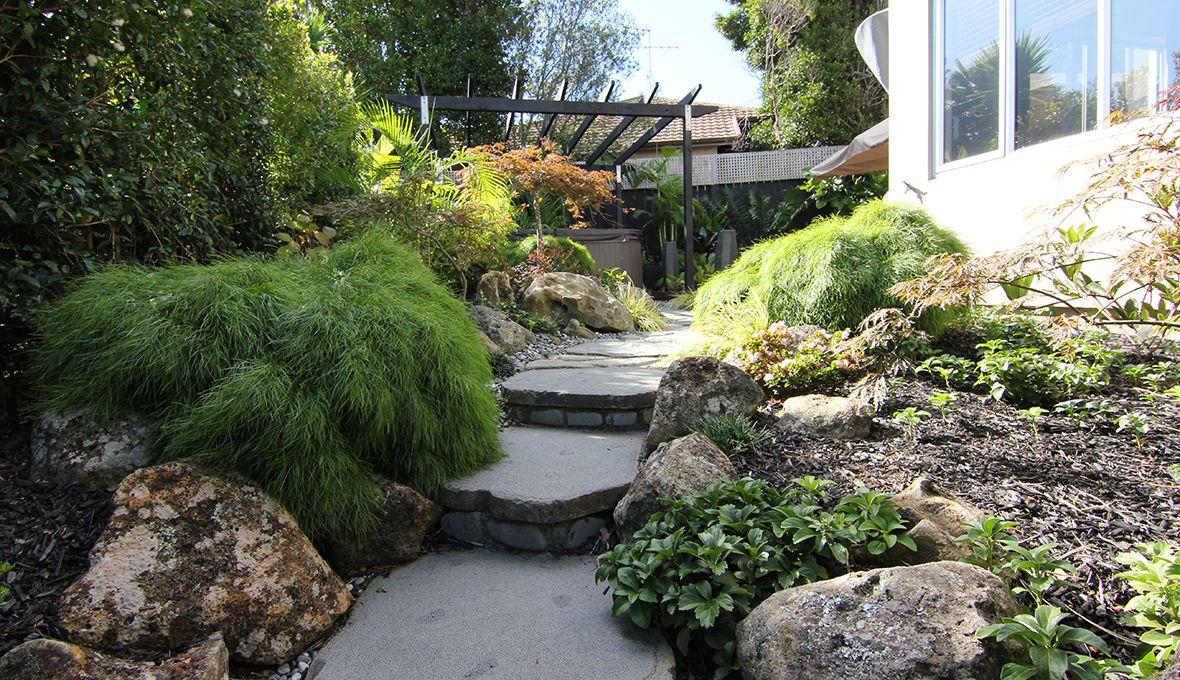 subtropical garden design - Google Search | Garden design ...