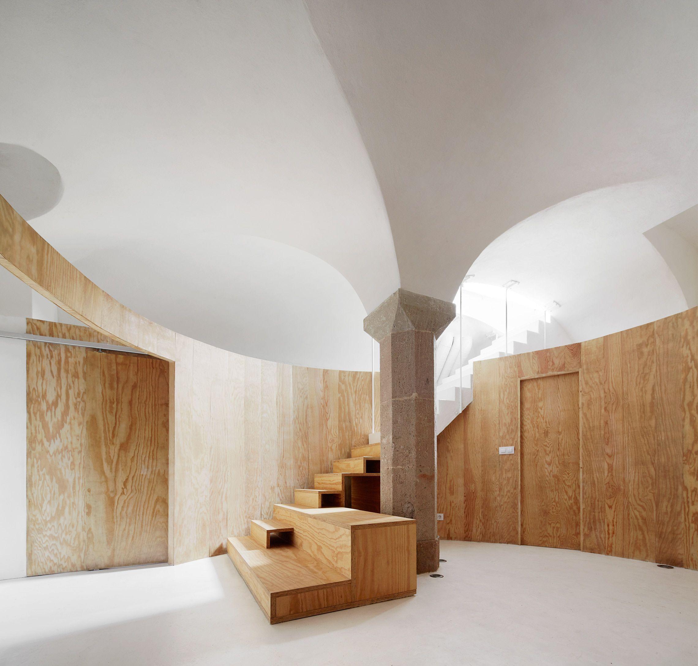 RAS arquitectura, Apartment Tibbaut