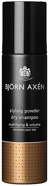 björn axén styling powder