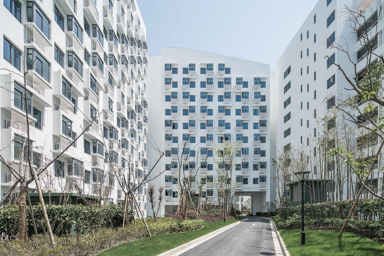 Longnan Garden Social Housing Estate C Creatar Images Social Housing Longnan Estates