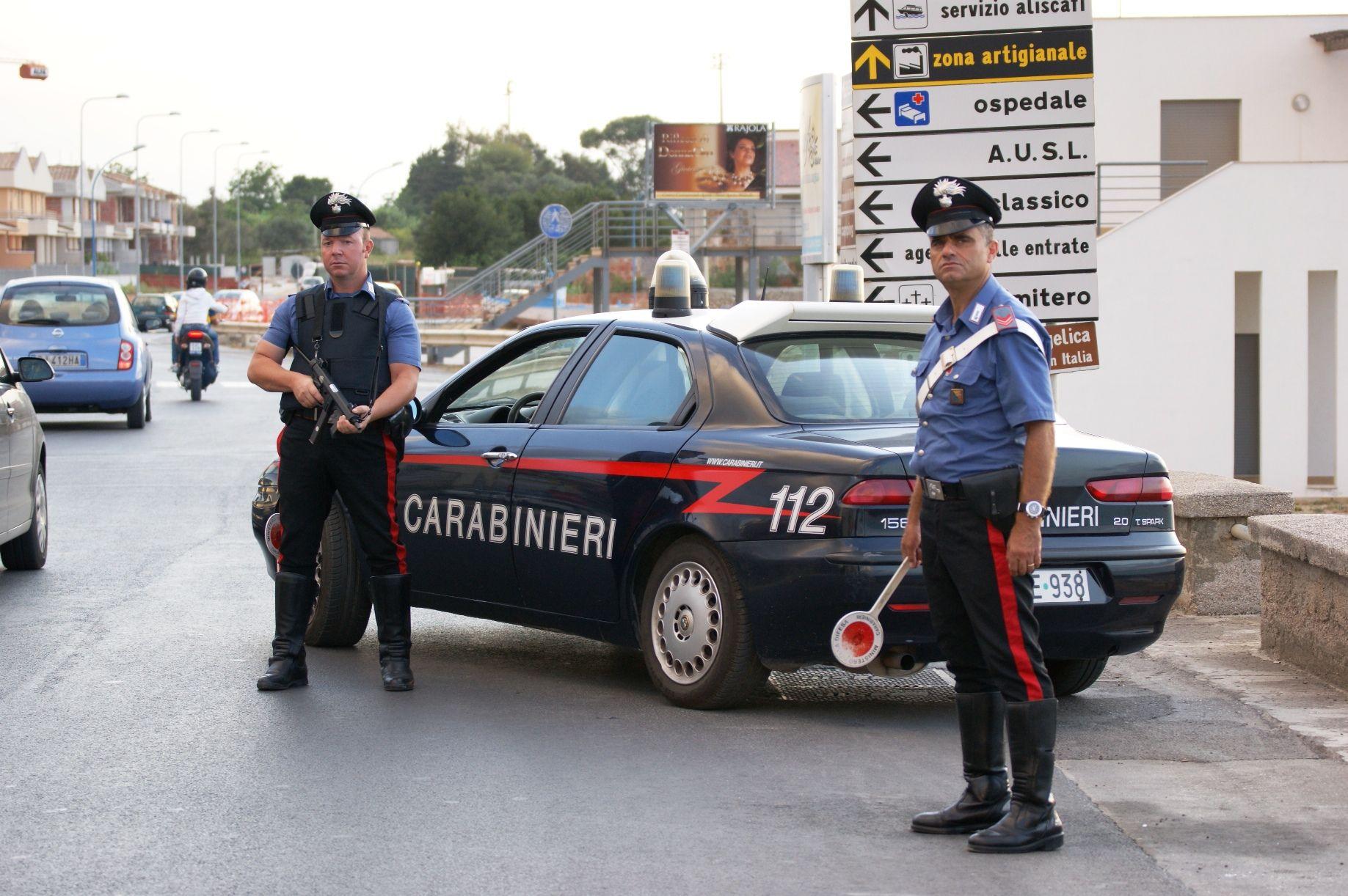 Карабинеры Италии завершили курс подготовки бойцов Нацгвардии - Цензор.НЕТ 3650