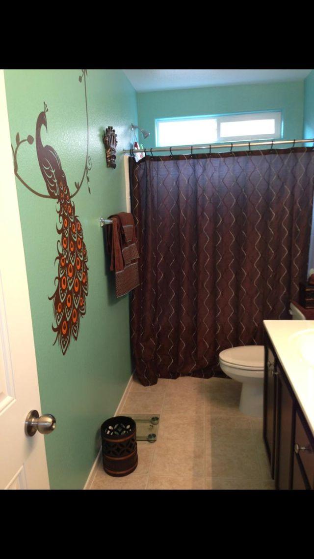 Home Goods Bathroom Wall Decor: Bedroom Peacock Home Decor Home Goods