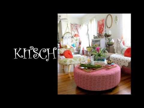 Interiores Casas ¿Cual es tu estilo en decoración? - YouTube