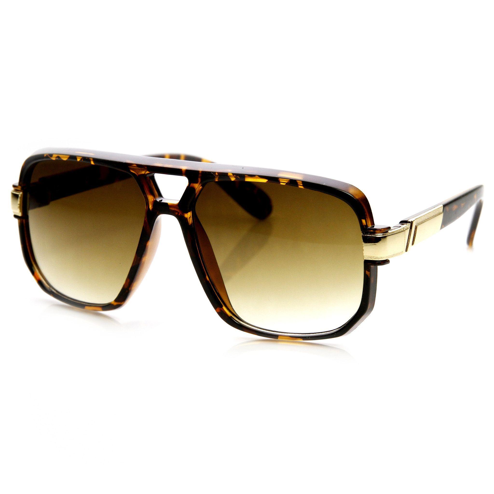 Retro 1980 S Fashion Disco Square Aviator Sunglasses 9260 Top Aviator Sunglasses Aviator Sunglasses Glasses Fashion