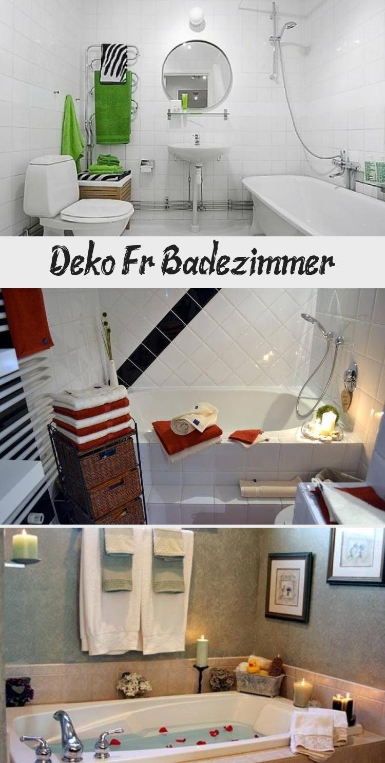 Deko Fur Badezimmer With Images Main Bathroom Ideas Bathroom