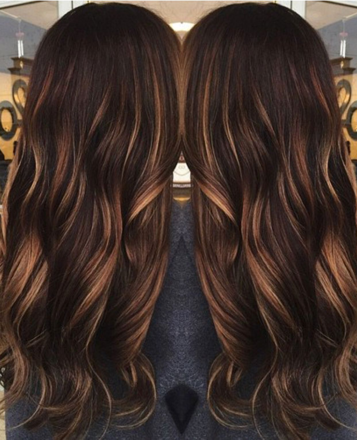 Pin by Paige Allison on Hair   Boliage hair, Balayage straight ...