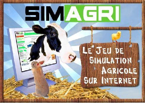 Sim Agri Est Un Jeu De Simulation En Ligne En Anglais Et En Francais Qui Permet Aux Internautes De Pouvoir Gerer Virtuelle Jeux De Simulation Jeux Simulation