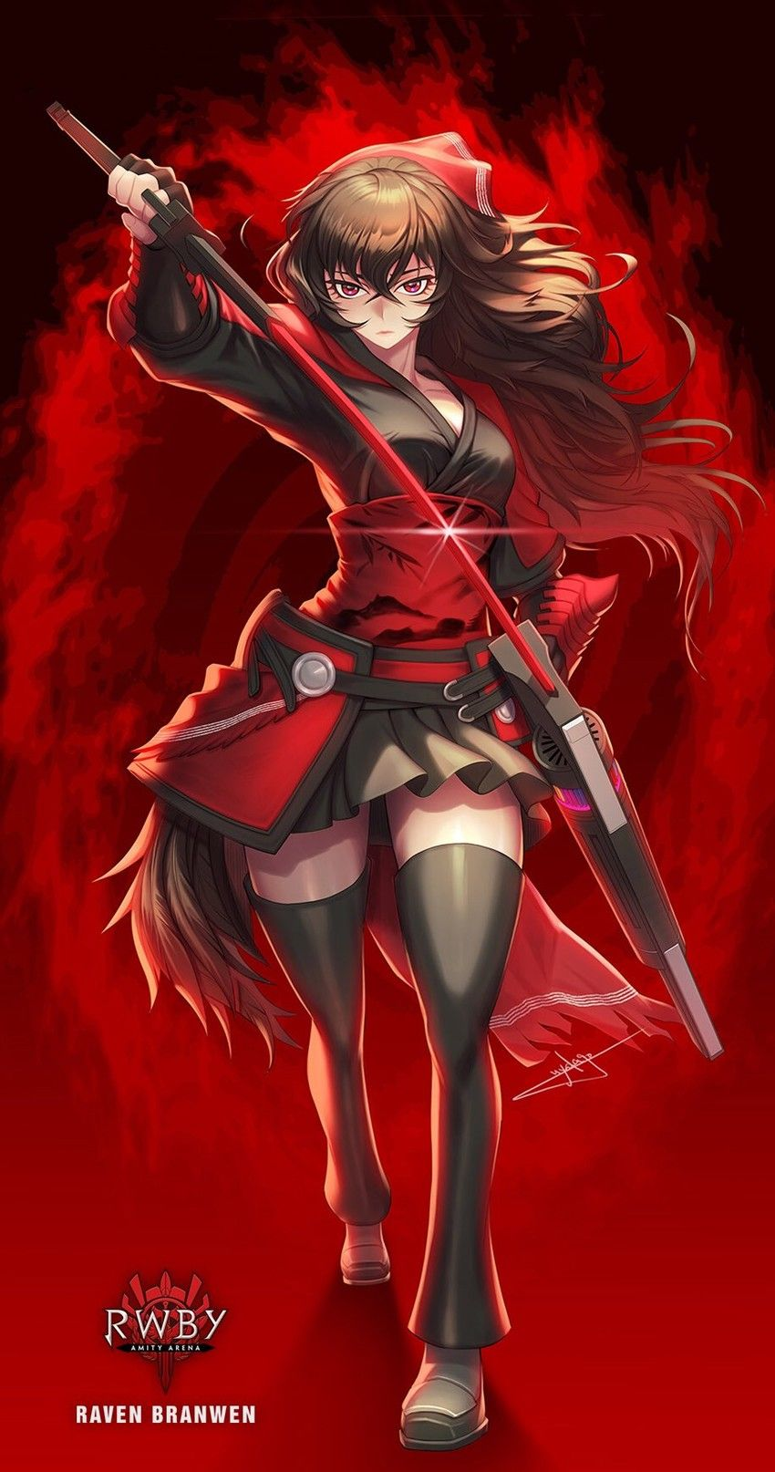 Pin by yam yam on anime | Anime, Rwby anime, Anime art