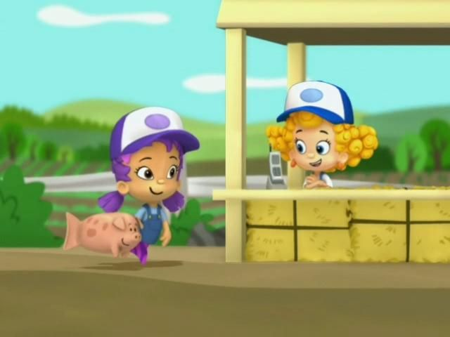 Have A Cow!   Nick Jr   Bubble guppies, Cow names, Cow