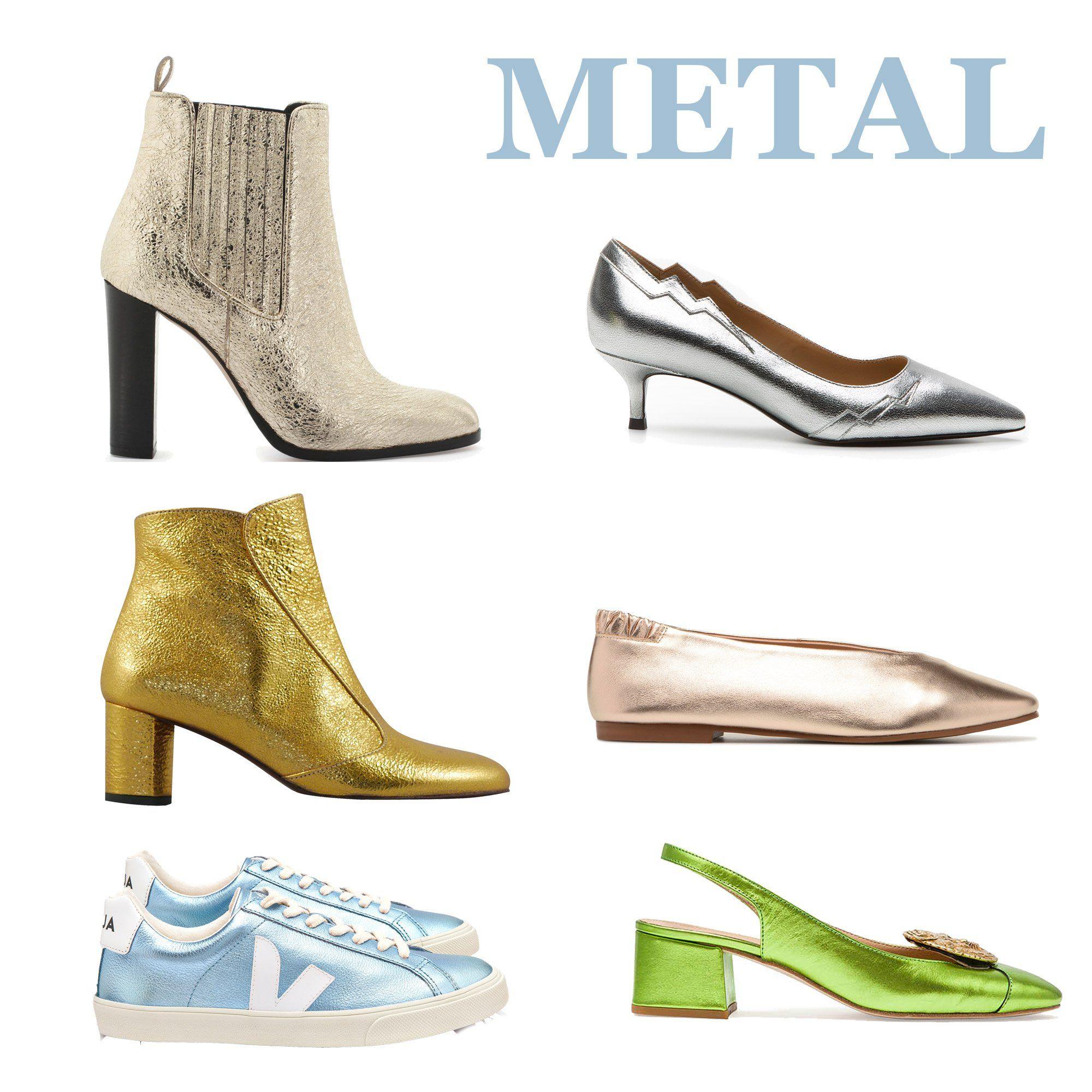 Chaussures : les nouveautés tendance de l'automne hiver 2017