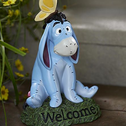 Disney 11 5 Quot Eeyore Statue Winnie The Pooh And Friends