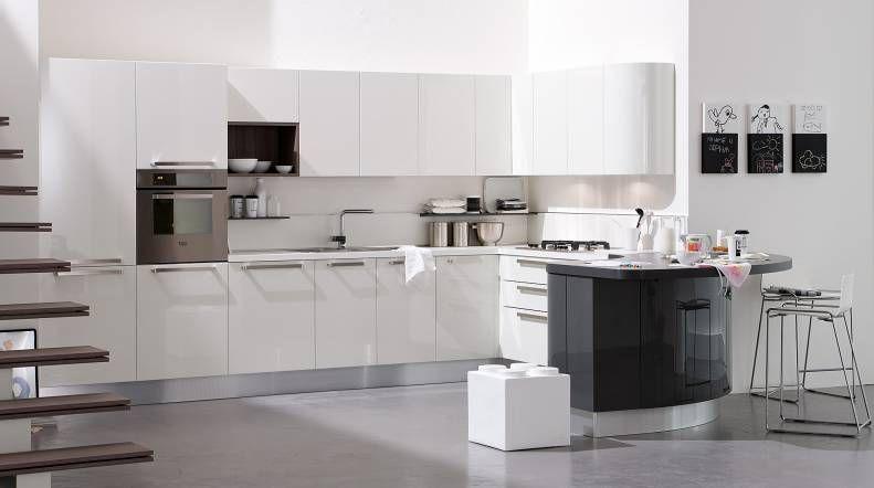 Una cucina con stile Pavese Veneta cucine | Arredamento Cucina ...