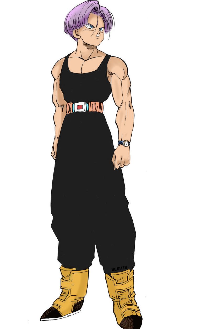 Future Trunks Tumblr Anime Dragon Ball Super Dragon Ball Super Manga Dragon Ball