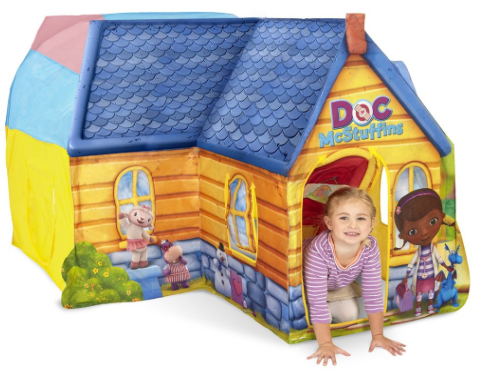 Gifts for Toddlers u0026 Kids Super Fun Play Tents and Forts. Playhut Doc McStuffins  sc 1 st  Pinterest & Gifts for Toddlers u0026 Kids: Super Fun Play Tents and Forts. Playhut ...