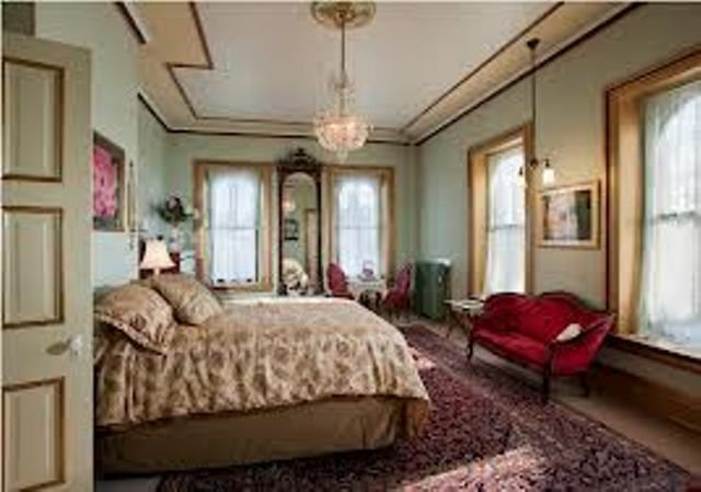 Victorian Home Interiors romantic victorian home interior bedroom | victorians