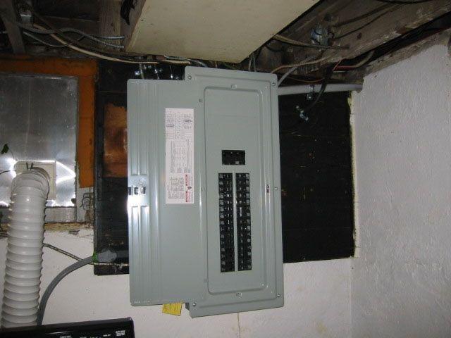 electrical panel dead front  | pinterest.com