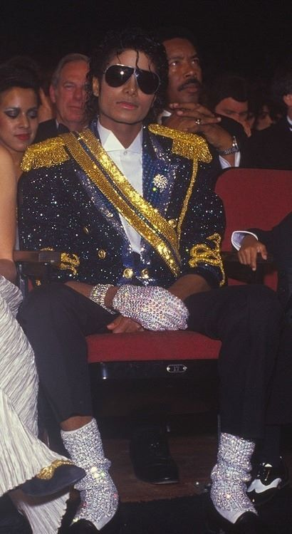 Michael Jackson.  At the height of his game.