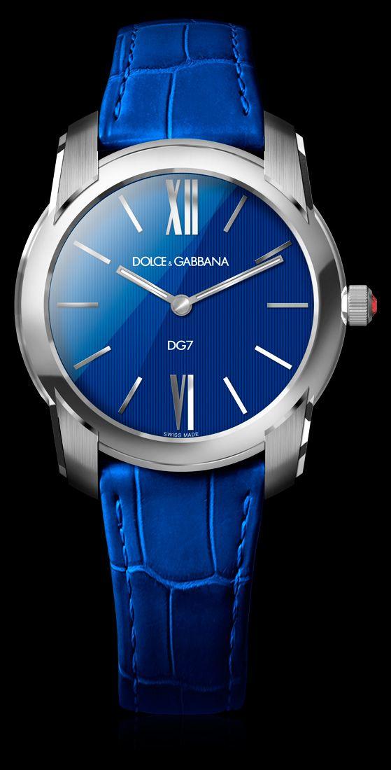 women 39 s watch steel with blue dial d g watches watches men women pinterest uhren. Black Bedroom Furniture Sets. Home Design Ideas