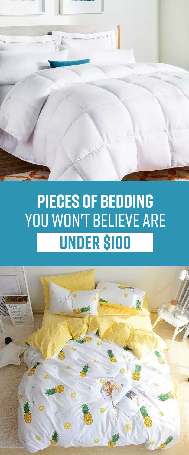 pieces of bedding you wonut believe are under buzzfeed
