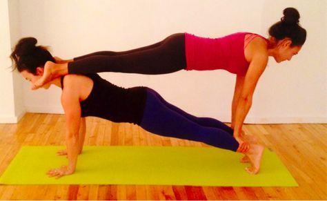 5 Best Partner Yoga Poses I Luv Sports