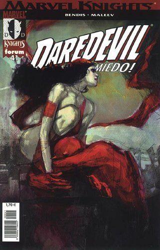 Daredevil. Marvel knights #41