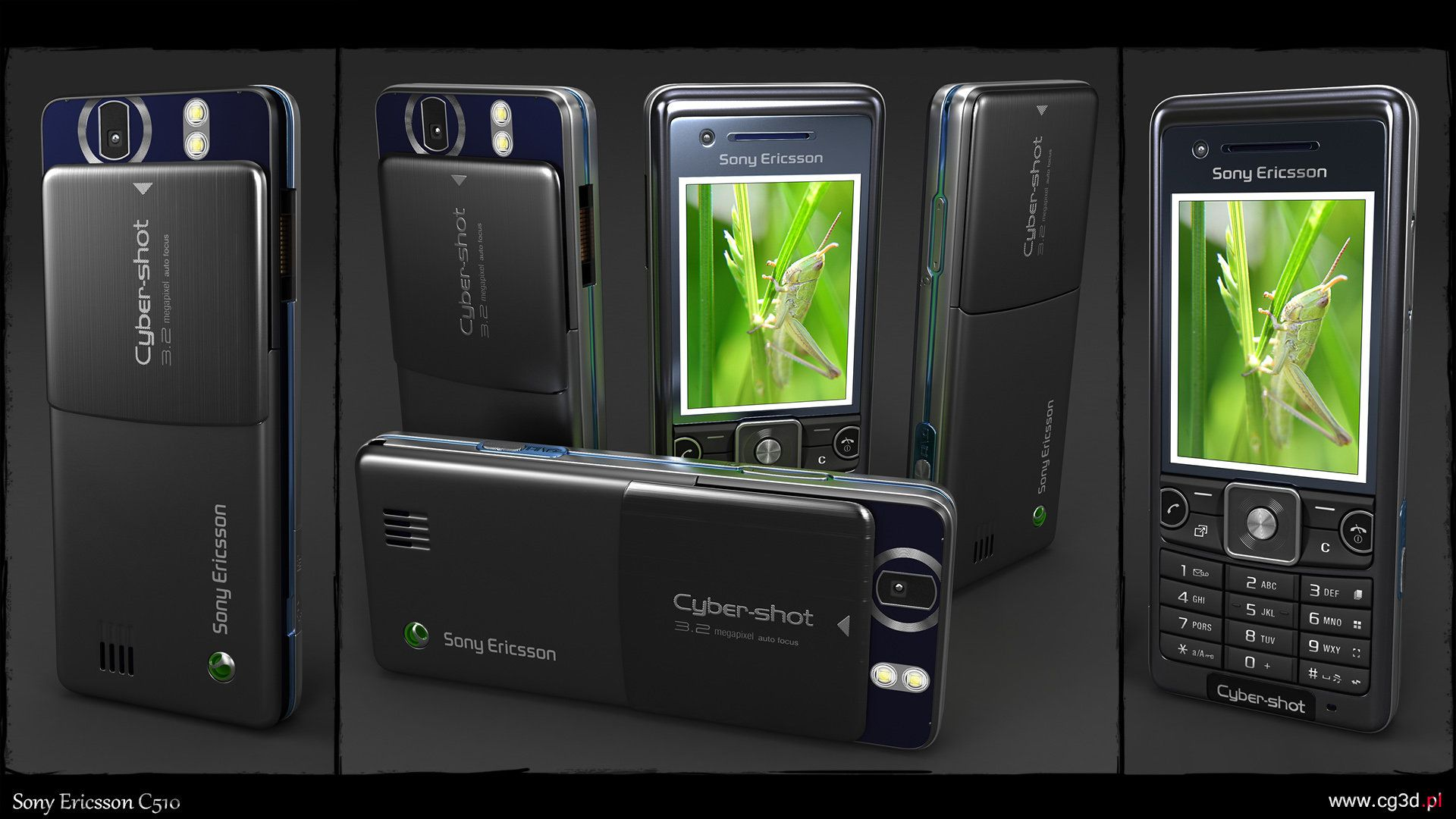 ArtStation - 3D mobile phones, Artur Perzyna